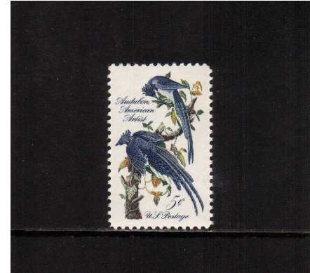 view larger image for  : SG Number 1223 / Scott Number 1241 (1963) - Audubon - Columbia Jays