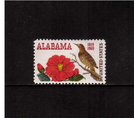 view larger image for Commemoratives 1969 - 1973 - Middle Period Commemoratives: SG Number 1362 / Scott Number 6c (1969) - Alabama Statehood