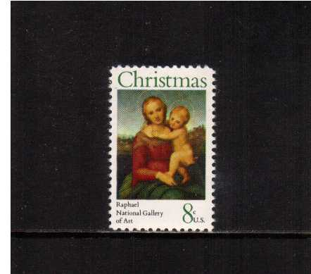 view larger image for  : SG Number 1513 / Scott Number 1507 (1973) - Christmas - Madonna