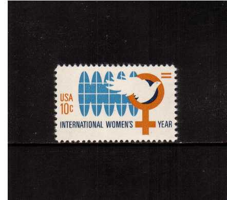 view larger image for  : SG Number 1569 / Scott Number 1571 (1975) - International Women's Year