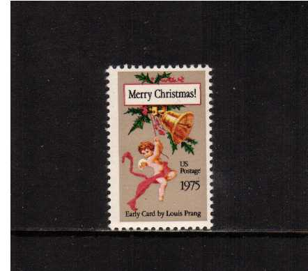 view larger image for  : SG Number 1579 / Scott Number 1580 (1975) - Christmas - Christmas Card<br/><br/>