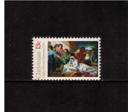 view larger image for  : SG Number 1679 / Scott Number 1701 (1976) - Christmas - Nativity