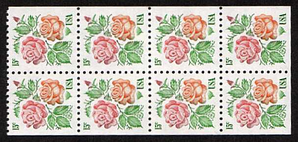 view larger image for  : SG Number 1729a / Scott Number 1737a (1978) - Roses<br/>