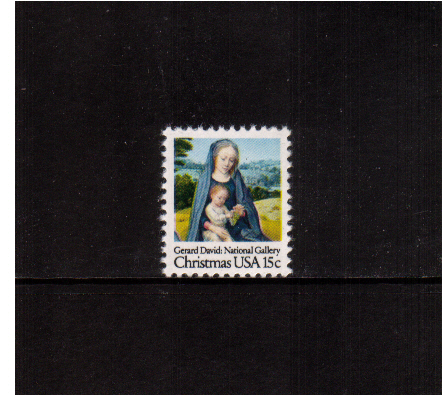 view larger image for  : SG Number 1771 / Scott Number 1799 (1979) - Christmas -  Madonna and Child