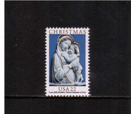 view larger image for  : SG Number 2205 / Scott Number 2165 (1985) - Christmas - Madonna and Child