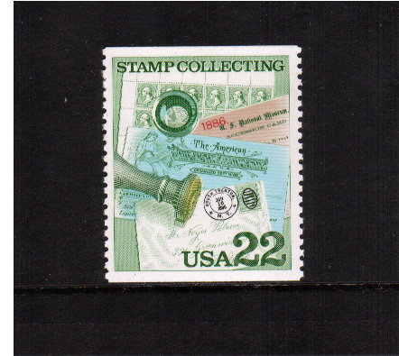 view larger image for  : SG Number 2209 / Scott Number 2198 (1986) - Stamp Collecting - Handstamp and Postal History