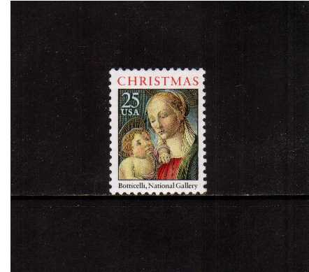 view larger image for  : SG Number 2379 / Scott Number 2399 (1988) - Christmas -  Madonna and Child