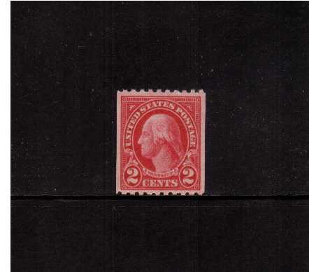view larger image for  : SG Number 613 / Scott Number 606 (1923) - George Washington<br/>