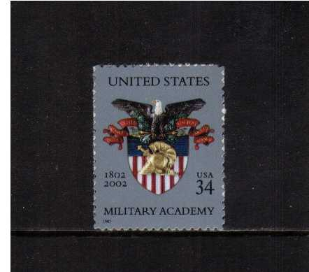 view larger image for  : SG Number 4038 / Scott Number 3560 (2002) - United States Military Academy <br/>