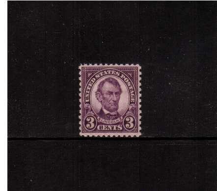 view larger image for  : SG Number 636 / Scott Number 635 (1927) - Abraham Lincoln