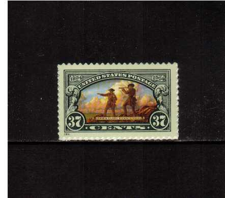 view larger image for  : SG Number 4362 / Scott Number 3854 (2004) - Lewis & Clark Expedition single