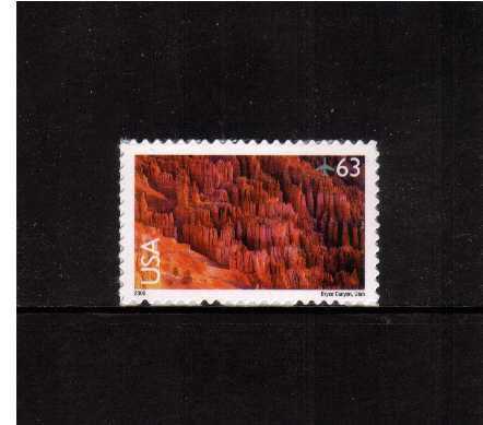 view larger image for Airmails Airmails: SG Number A4537 / Scott Number 63c (2006) - Bryce Canyon - Utah<br/>