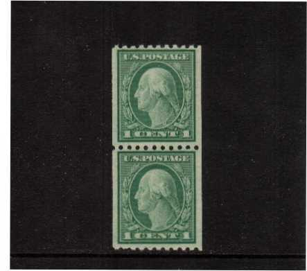 view larger image for  : SG Number 493pr / Scott Number 486pr (1916) - George Washington<br/>
