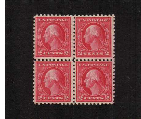 view larger image for  : SG Number 433 / Scott Number 425 (1914) - George Washington<br/>