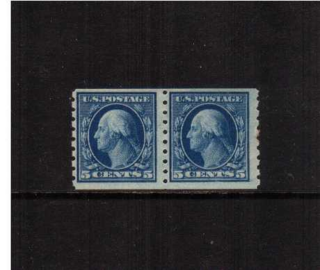 view larger image for  : SG Number 403 / Scott Number 396 (1913) - George Washington<br/>