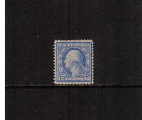 view larger image for  : SG Number 373 / Scott Number 366 (1909) - George Washington<br/>