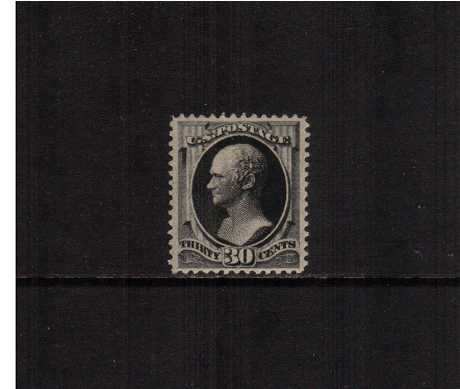 view larger image for  : SG Number  / Scott Number 190 (1879) - A superb stamp lightly mounted mint with excellent centering