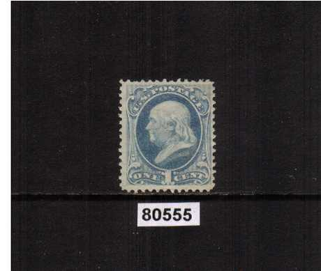 view larger image for  : SG Number 158 / Scott Number 156 (1873) - A fresh and crisp stamp in mounted mint condition with the benefit of a PSE certificate