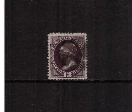 view larger image for  : SG Number  / Scott Number 162 (1873) - A fine used stamp cancelled with a cork cancel with good margins well clear of the design with the benefit of a PSE certificate.
