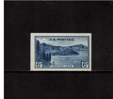 view larger image for Commemoratives 1934-35 National Parks - Early Period Commemoratives: SG Number 760 / Scott Number 6c (1935) - Crater Lake  