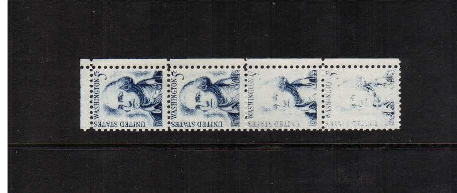 view larger image for  : SG Number 1265var / Scott Number 1283Bvar (1967) - George Washington<br/>