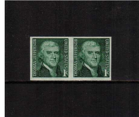 view larger image for  : SG Number 1279a / Scott Number 1299b (1968) - Thomas Jefferson<br/>