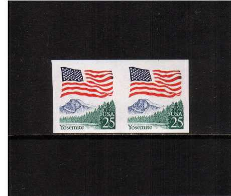 view larger image for  : SG Number 2352a / Scott Number 2280c (1988) - <br/>A superb unmounted mint IMPERFORATE coil pair.