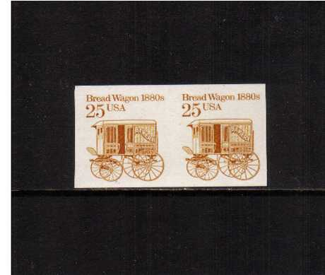 view larger image for  : SG Number 2174a / Scott Number 2136a (1986) - Bread Wagon