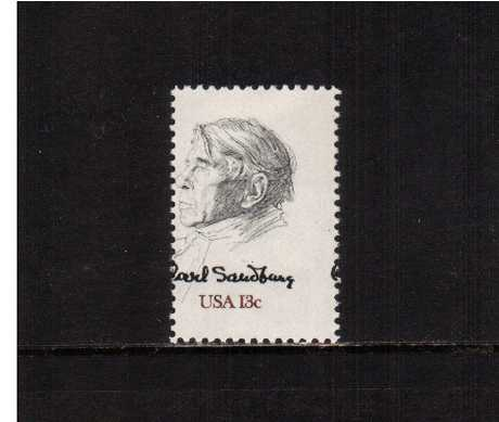 view larger image for  : SG Number 1702var / Scott Number 1731var (1978) - A superb unmounted mint single with a shift of perforations to left.
