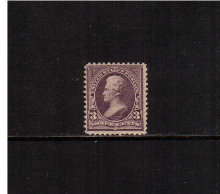 view larger image for  : SG Number 271 / Scott Number 268 (1895) - A superb very lightly mounted mint stamp.
