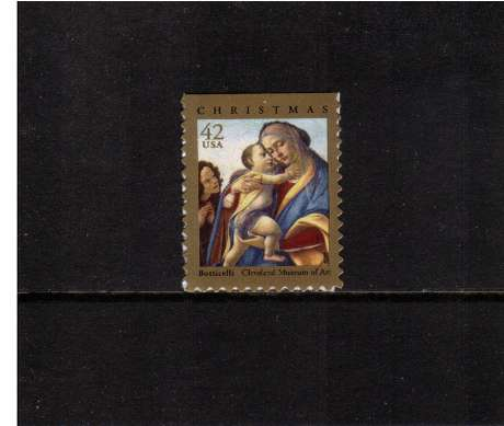 view larger image for  : SG Number 4922 / Scott Number 4359 (2008) - Christmas - Madonna & Child<br/>