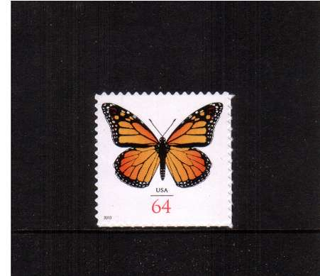 view larger image for  : SG Number 5050 / Scott Number 4462 (2010) - Monarch Butterfly