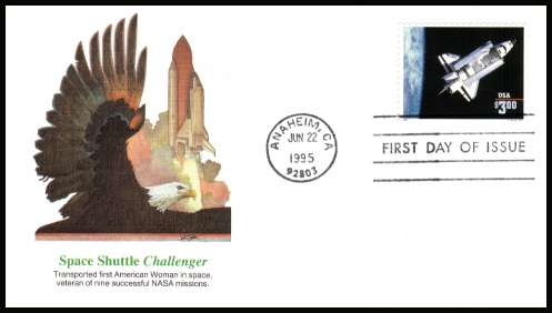 space shuttle challenger first day cover -#main