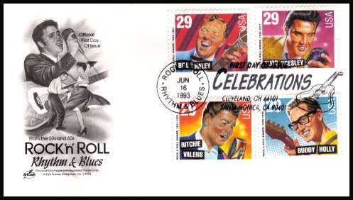View USA Stamps Random Selection: 2724 - 1993