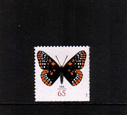 view larger image for  : SG Number 5211 / Scott Number 4603 (2012) - Baltimore Checkerspot Butterfly
