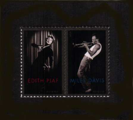 view larger image for  : SG Number 5295a / Scott Number 4693a (2012) - Musicians<br/>