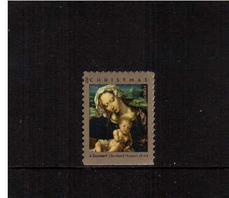 view larger image for  : SG Number 5446 / Scott Number 4815 (2013) - Christmas Madonna and Child<br/>