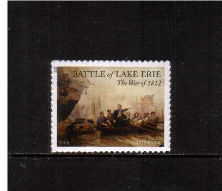 view larger image for  : SG Number 5435 / Scott Number 4805 (2013) - The War of 1812 - Battle of Lake Erie<br/>