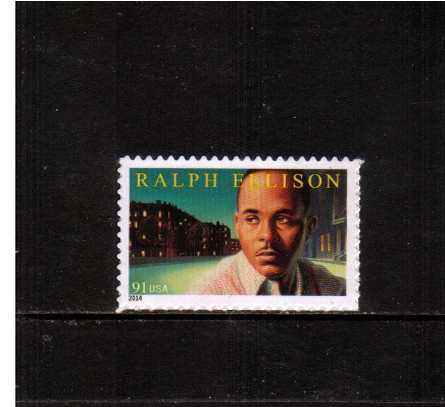 view larger image for  : SG Number 5484 / Scott Number 4866 (2014) - Literary Arts - 29th in a Series<br/>
