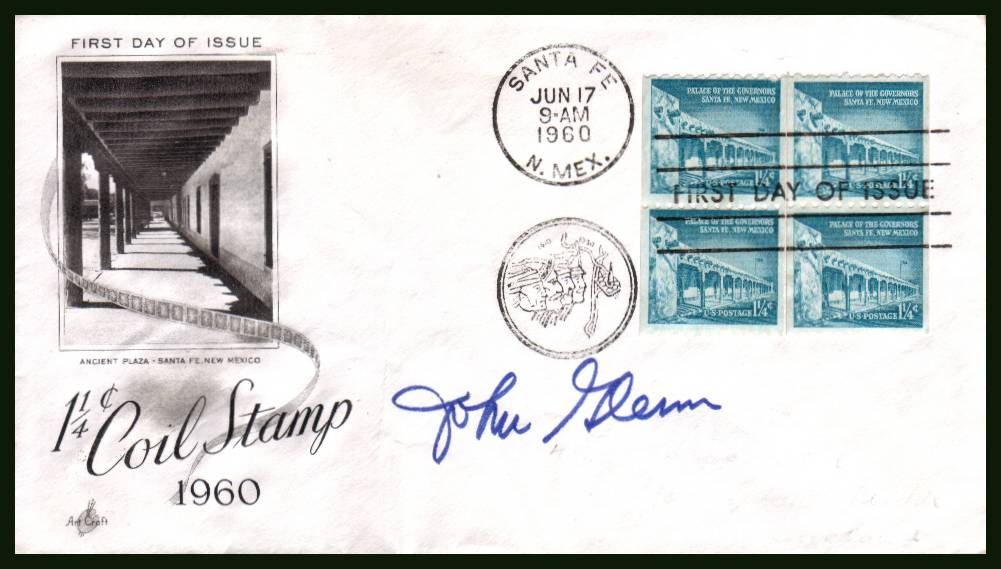 view larger image for First Day Covers First Day Covers: SG Number 1060 / Scott Number  (1960) - Palace of Governors