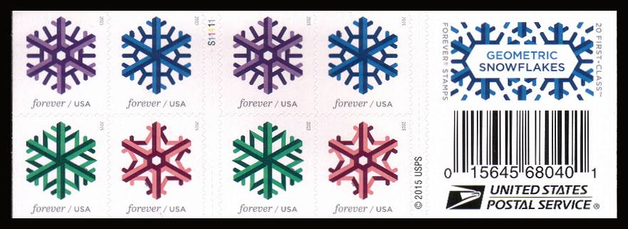 view larger image for Commemoratives 2015-2016 - Later Period Commemoratives: SG Number  / Scott Number 1st (49c x20) - 1 October 2015