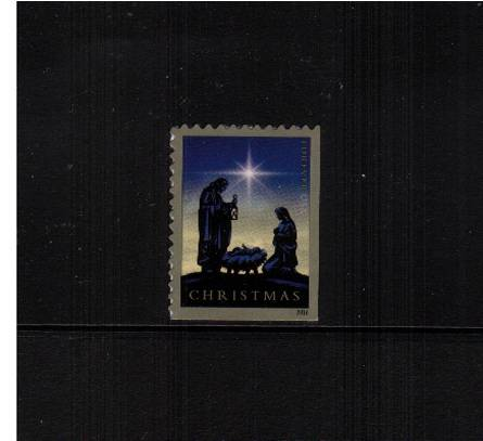view larger image for Commemoratives 2015-2016 - Later Period Commemoratives: SG Number  / Scott Number 1st (47c) - 3 November 2016 (2016) - Nativity<br/>