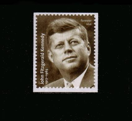 view larger image for  : SG Number  / Scott Number 5175 (2017) - President John F. Kennedy single<br/><br/>