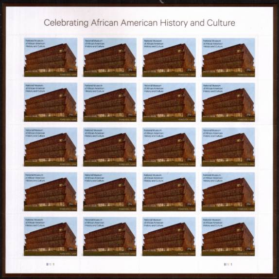 view larger image for  : SG Number  / Scott Number 5251v (2017) - Celebrating African American History and Culture <br/>
