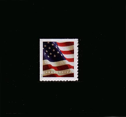view larger image for  : SG Number  / Scott Number 5160 (2017) - Forever U.S. Flag<br/>