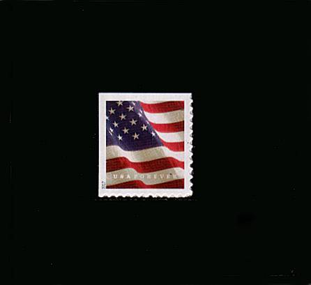 view larger image for  : SG Number  / Scott Number 5161 (2017) - Forever U.S. Flag<br/>
