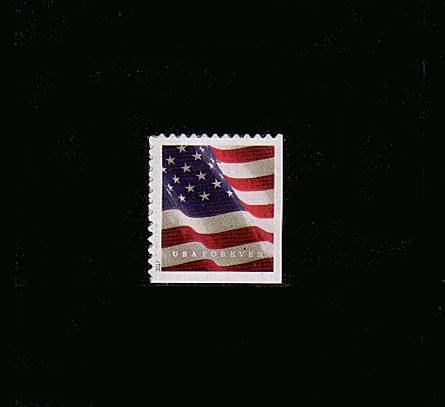 view larger image for  : SG Number  / Scott Number 5162 (2017) - Forever U.S. Flag<br/>