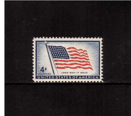 view larger image for  : SG Number 1096 / Scott Number 1094 (1957) - United States Flag